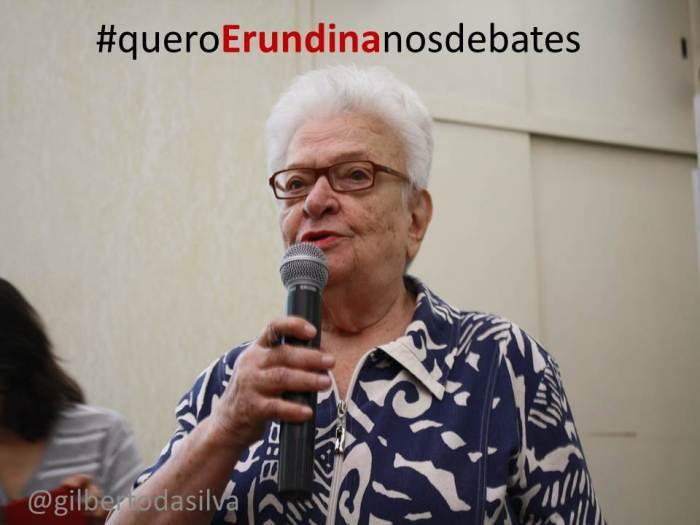 queroErundinanosdebates